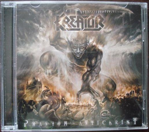 Kreator – Phantom Antichrist - CD+DVD - 2012