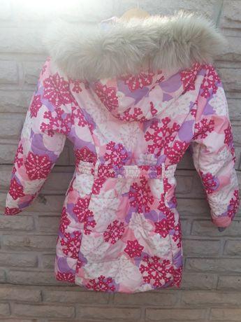 Пальто HUPPA 134см.