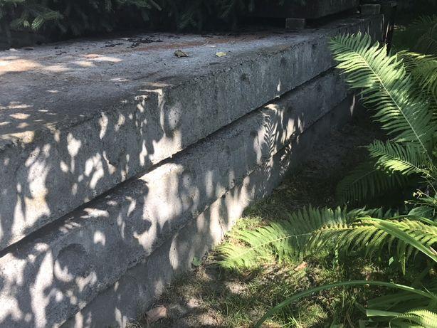 Продам плити бетонні для перекриття ПК-63-15