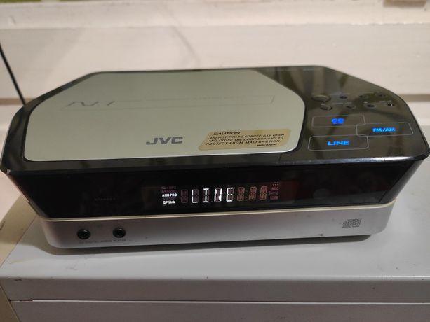 JVC UX - N1, aux, радио, CD, раритет, коллекция, оригинал, редкий