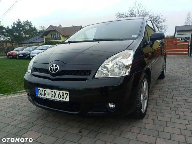Toyota Corolla Verso 1.8 Super Stan . Oryginał.Zarezerwowany