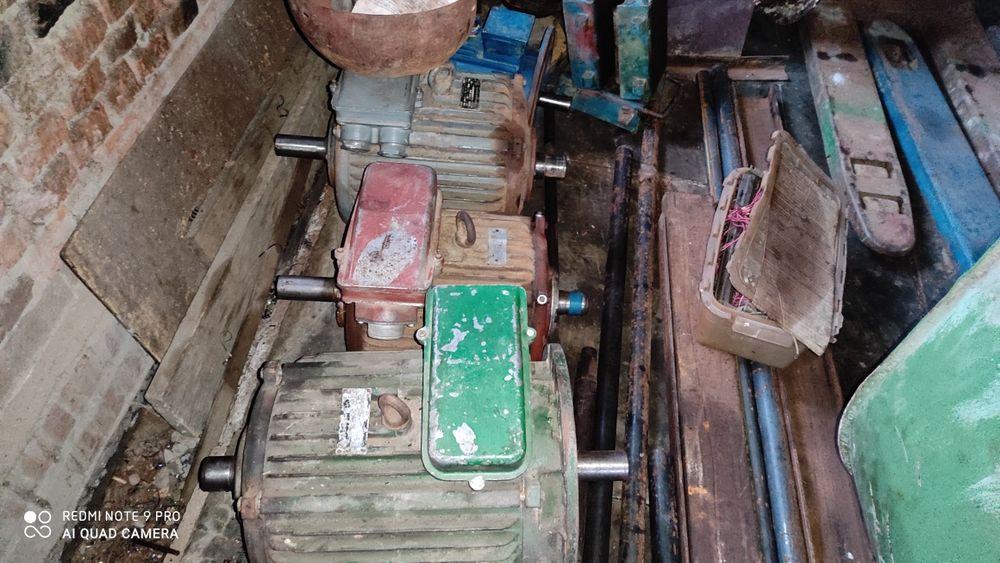 Електродвигун 7,5 кВт 900 обертів Коломыя - изображение 1