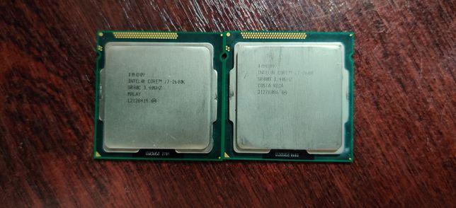 Intel core i7 2600, 2600k