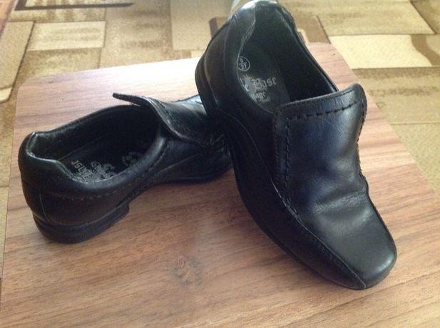 Туфли кожаные 27 размер