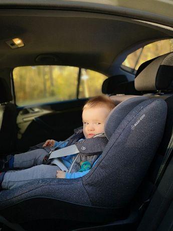 Baza + Fotelik samochodowy maxi cosy pearl 9-18  family fix nosidełko