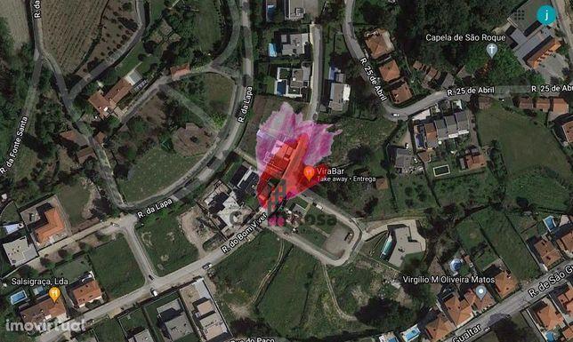 2 lotes Costa redução de preço com vistas fantásticas para a cidade, Costa, Guimarães, Braga