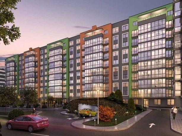 Продаж 1 кімнатної квартири площею 51,4 кв.м. по вул.Угорська.