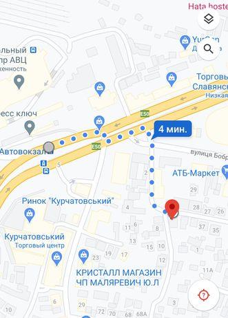 Продажа участка 3.5 сотки Автовокзал Курчатова