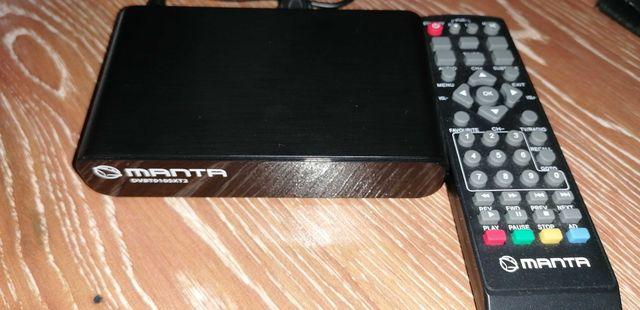 Dekoder DVBT Manta 010SXT2