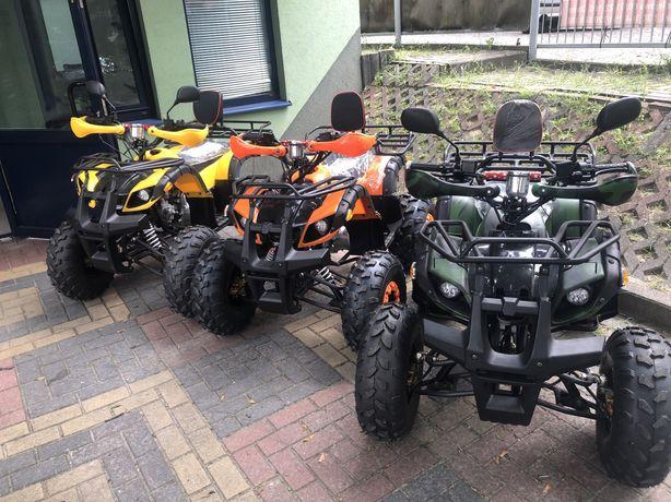 Quad ATV 125cc 8' PHYTON PRO - 2021r. NOWOŚĆ HIT TRANSPORT cała polsk!