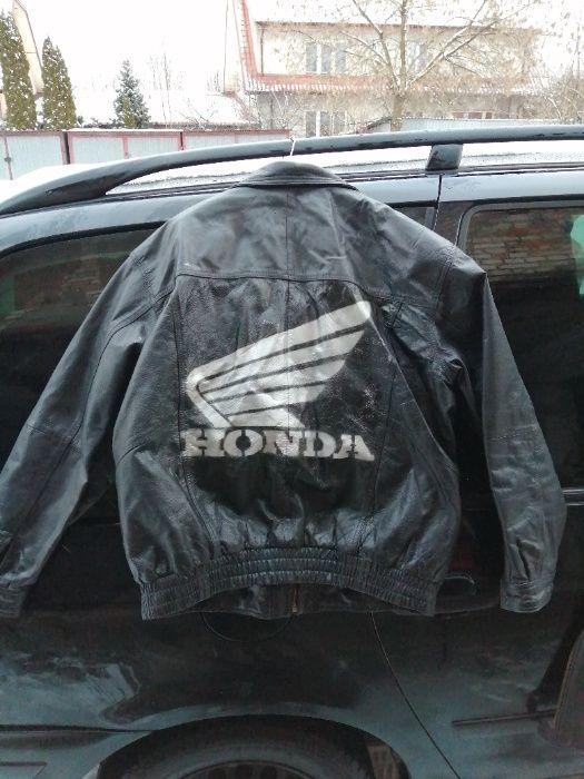 Komplet skórzany na motor HONDA Gostynin - image 1