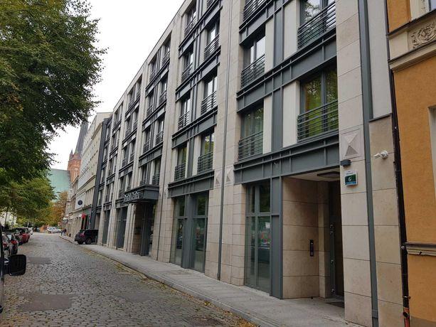 Miejsce parkingowe  w centrum Szczecina, Apartamentowiec ul. Mariacka,