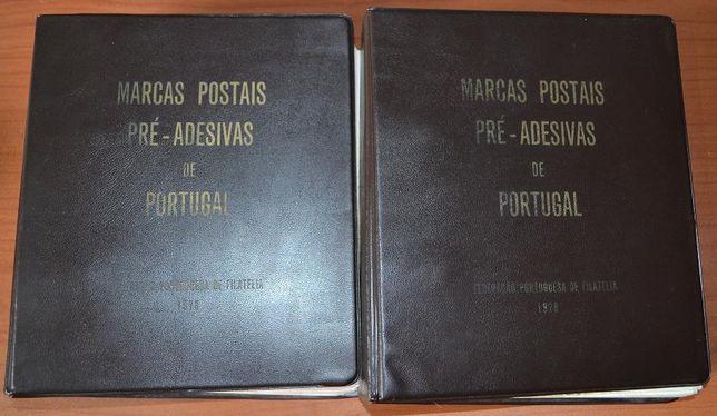 Marcas Postais Pré-adesivas de Portugal