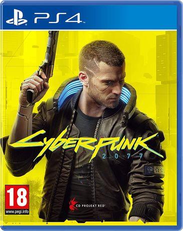 Cyberpunk 2077 ps4 PL