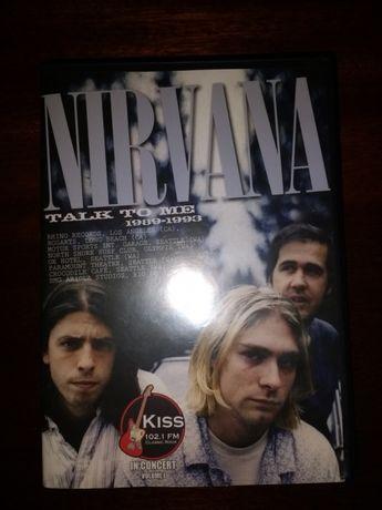 "Nirvana""Talk to me 1989-93"""