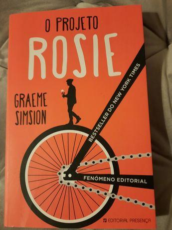 Livro Projeto Rosie