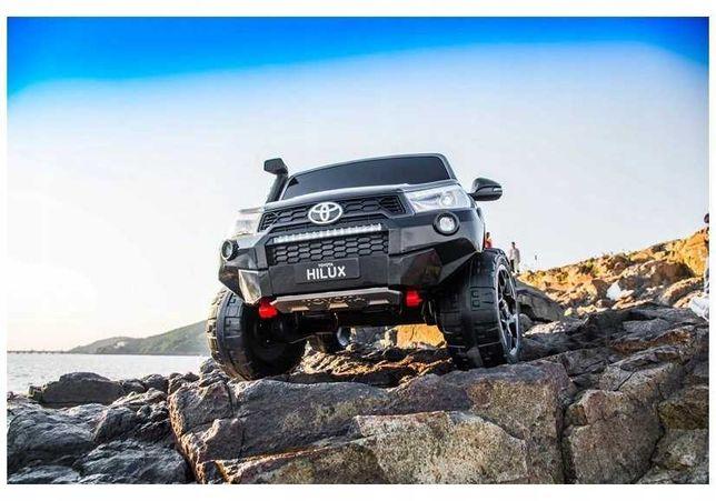 DWUOSOBOWA Toyota Auto na akumulator do 50KG! +pokrowiec+pilot!
