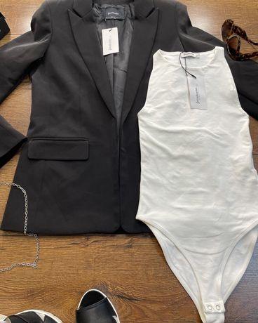 Пиджак чёрный