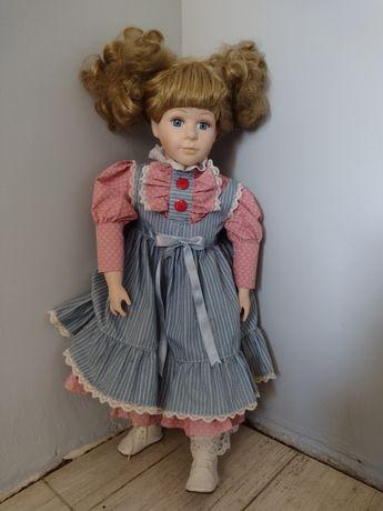 Кукла большая 60 см фарфор ,клемо,клоуны 40 грн