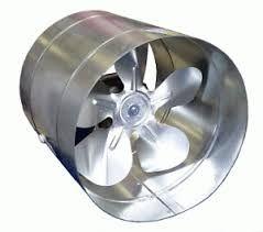 Вентилятор канальный металлический WB150 вытяжка, приток
