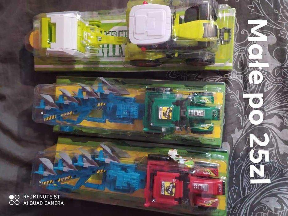 Nowe ciągniki zabawki Sierpc - image 1