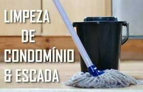 Limpeza condomios