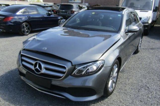 Mercedes E220 50 mil km
