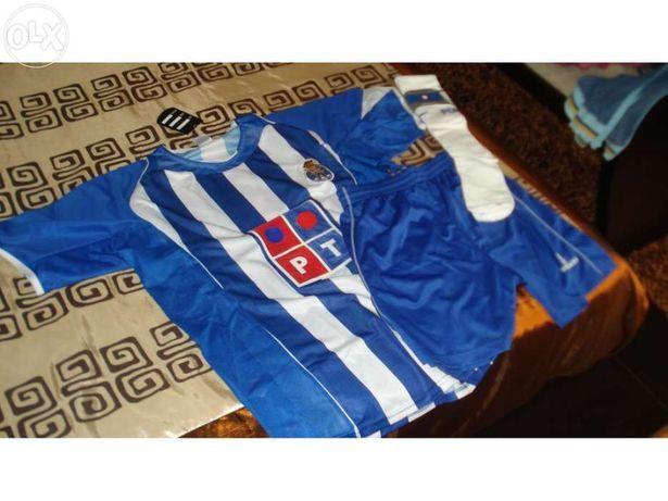 Equipamento futebol clube do Porto