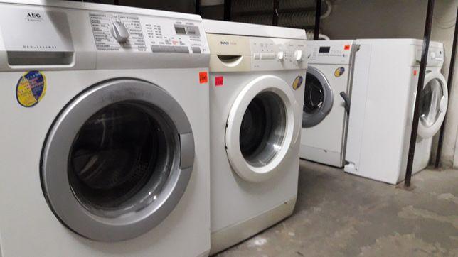 Продам более 100 стиральных машин и сушек для белья б.у из Германии.