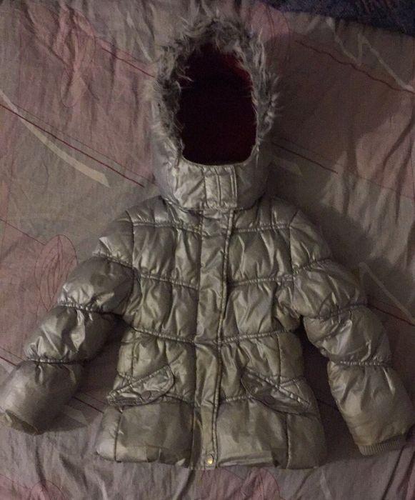 Зимняя куртка на девочку Palomino размер 92 98 Киев - изображение 1