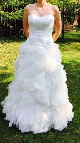 Suknia sukienka ślubna SPOSABELLA hit! Tanio!