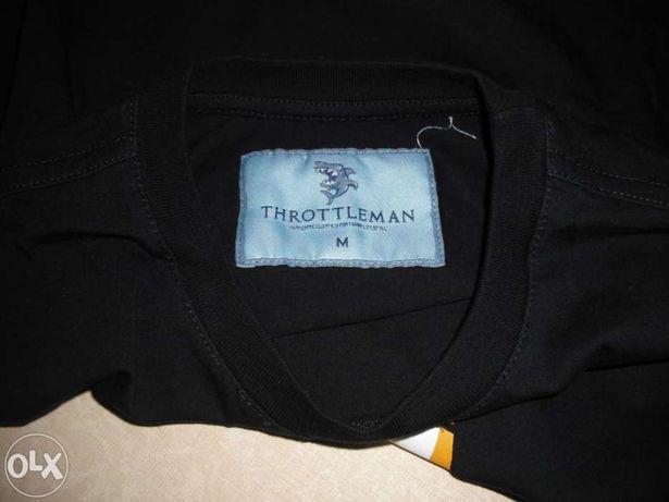 Homem- Sweatshirt Throttleman