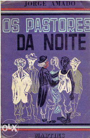 3256 -Literatura - Livros de Jorge Amado 5 ( Vários )