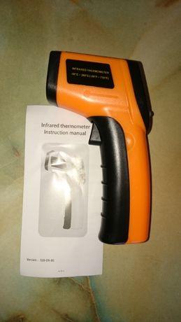 Лазерный инфракрасный бесконтактный термометр пирометр GM320