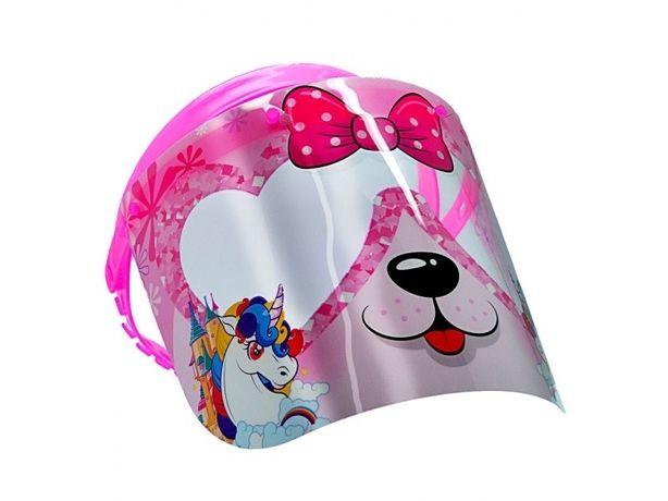 Детский защитный экран, детская защитная маска щиток