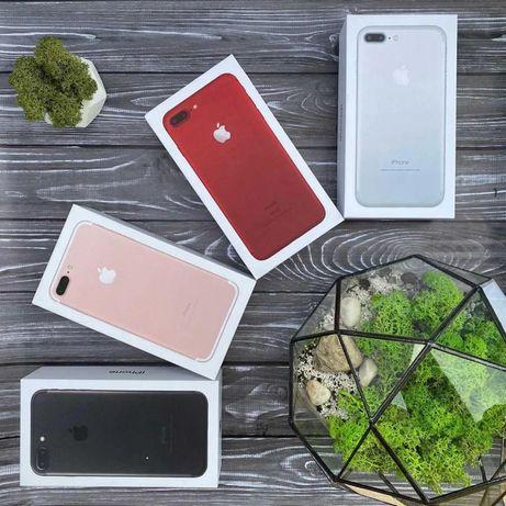 УСПЕЙ∎ iPhone 7 + PLUS 32 / 128 ||ДНЕПР|| Black Red Silver Gold Rose
