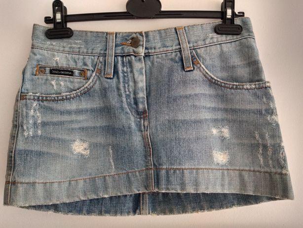 Spódniczka jeansowa Dolce & Gabbana M