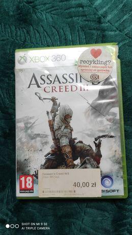 Assassin's Creed III Xbox360