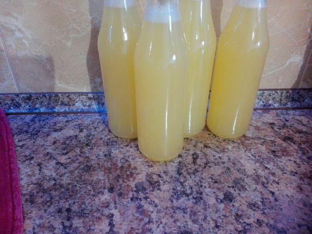 Sok z cytryny niskosłodzony 100%