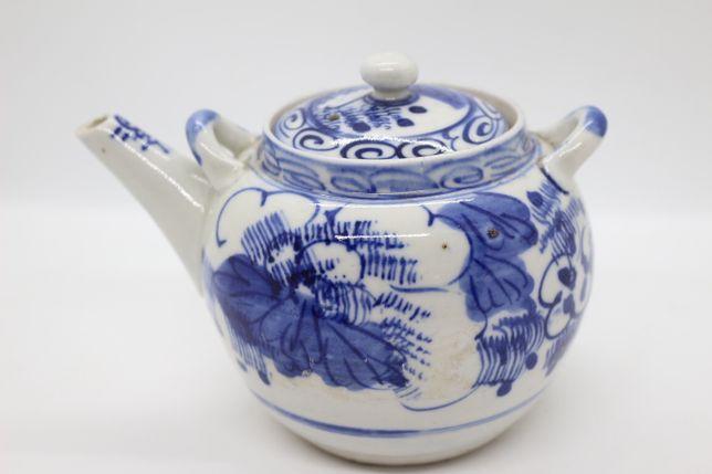 Bule Porcelana Chinesa Dinastia Qing Reinado Daoguang (1821 a 1850)