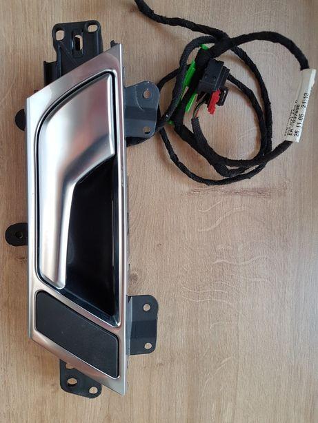 Klamka drzwi tył lewy Audi A6 C6