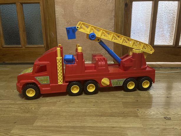 Пожарная машина Wader Вадер (огромная)