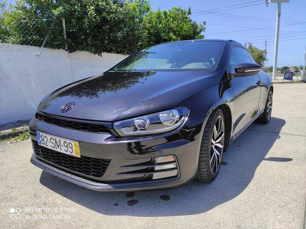 VW Scirocco 2.0tdi 08/2014