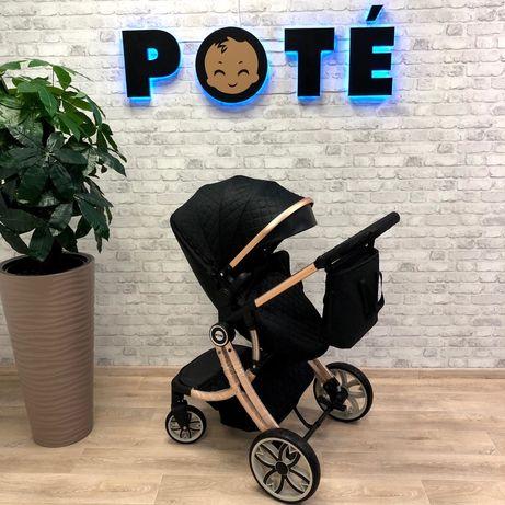Детская коляска 2в1 POTÉ (foofoo britax joolz hot mom aulon mytsy cam)