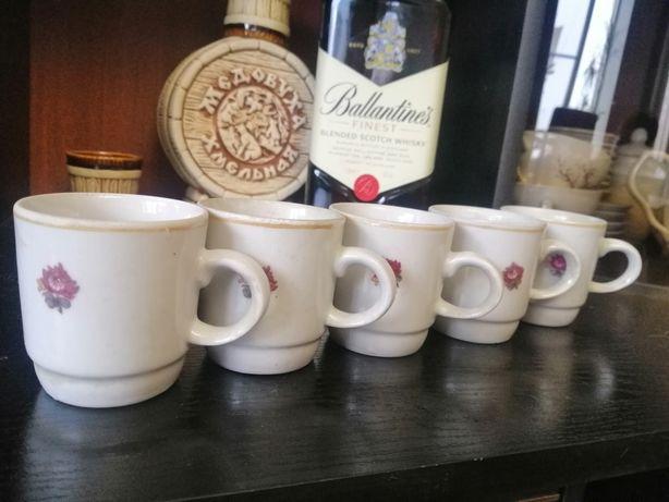 Кофейные чашечки, чашки