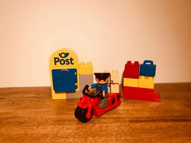 LEGO duplo Poczta!