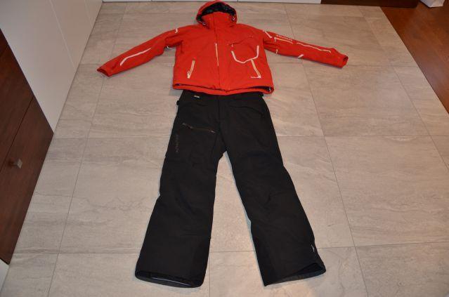 Odzież narciarska Salomon