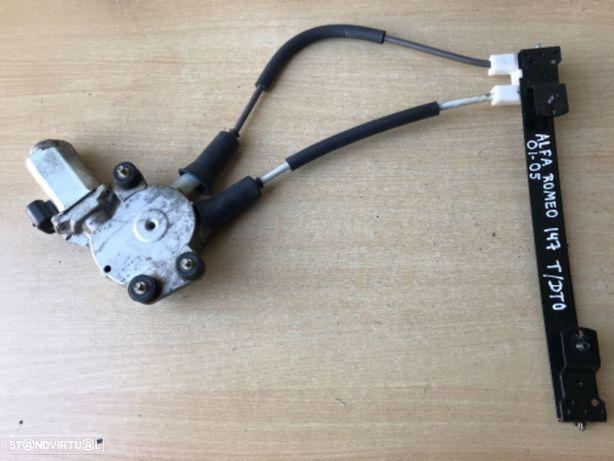 Elevador Elétrico Vidros T/DRT Alfa Romeo 147 de 01 a 05