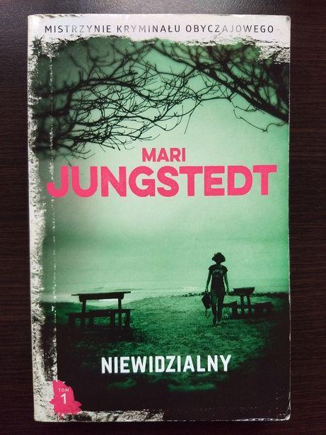 Mari Jungstedt - Niewidzialny