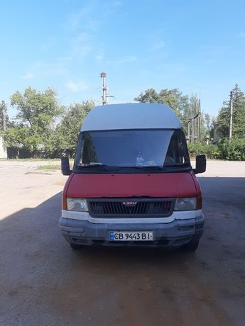 Продам, обмен LDV Convoy 2.4тд 2002г.в